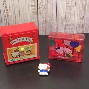 Vintage 1993 hello kitty trinket box bundle